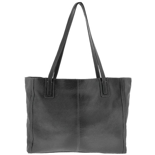 Clyde Soft Leather Tote