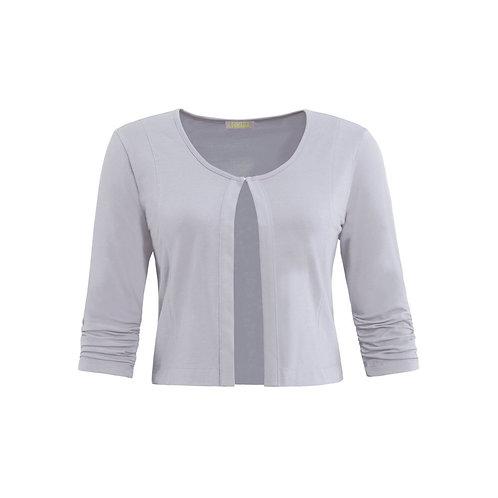 DOLCEZZA Dolcezza Bolero Silver Style Cardigan Style 20508