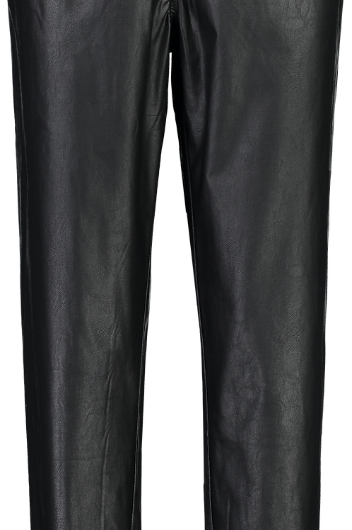 FOIL Night Ridder Faux Leather Jogger 6284