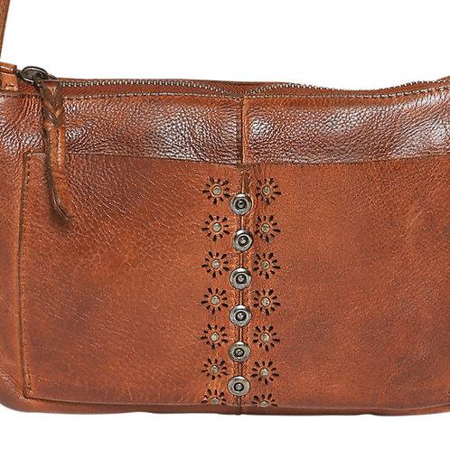 Ladies Leather Shoulder/Cross Body Bag 5938