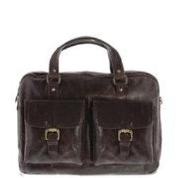 Soho Mini Leather Briefcase
