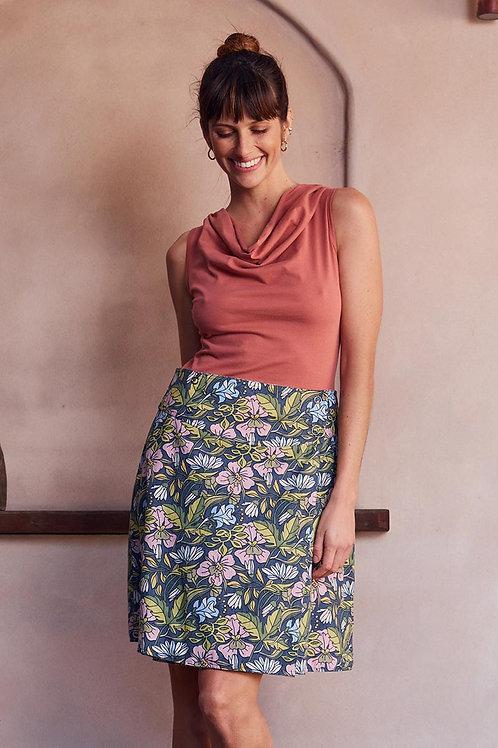 MAHA SHE Chameleon Reversible Skirt Style 247-20