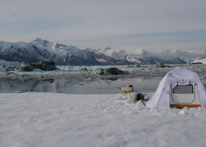BELUGA FIELD CAMP ALASKA