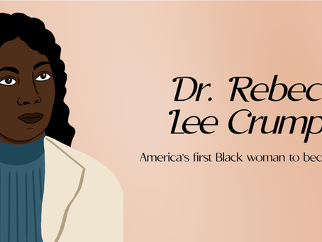 A Feature on Dr. Rebecca Lee Crumpler