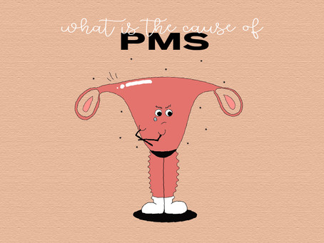 What causes my PMS?