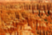 Bryce Canyon showing unity of direction