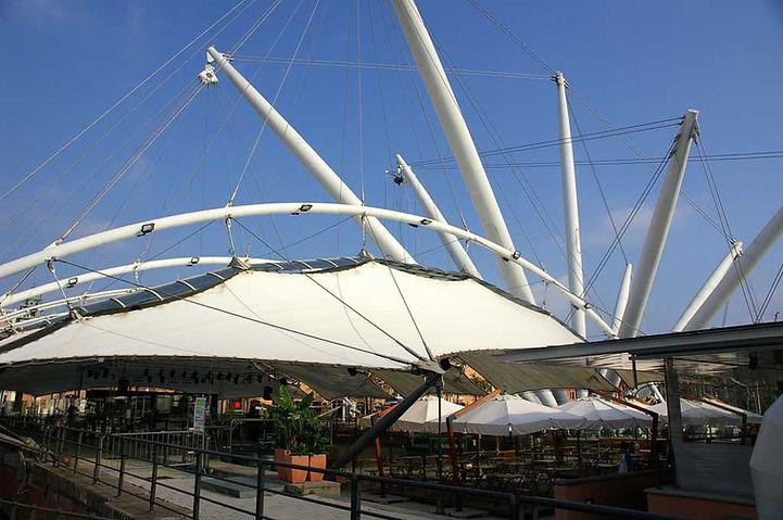 Renzo Piano - Genova Harbour Project