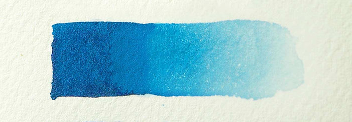Phthalo Blue Watercolor (Green Shade)