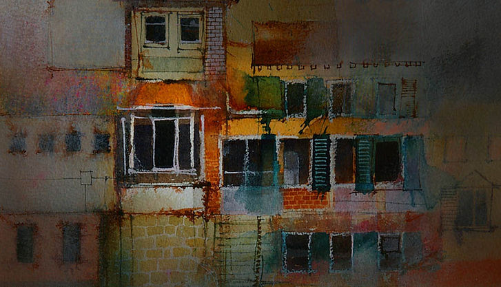 Geometric and Organic Shapes © John Lovett