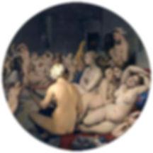Jean Auguste Dominique Ingres [Public domain], via Wikimedia Commons