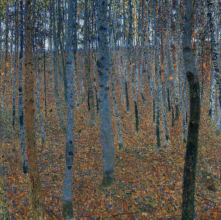 Gustav Klimt [Public domain or Public domain], via Wikimedia Commons