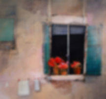 Open Shutters –   © John Lovett, 2006