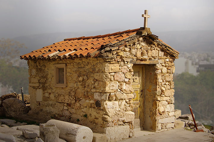 small Greek Church