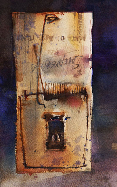 Trap   © John Lovett 1998