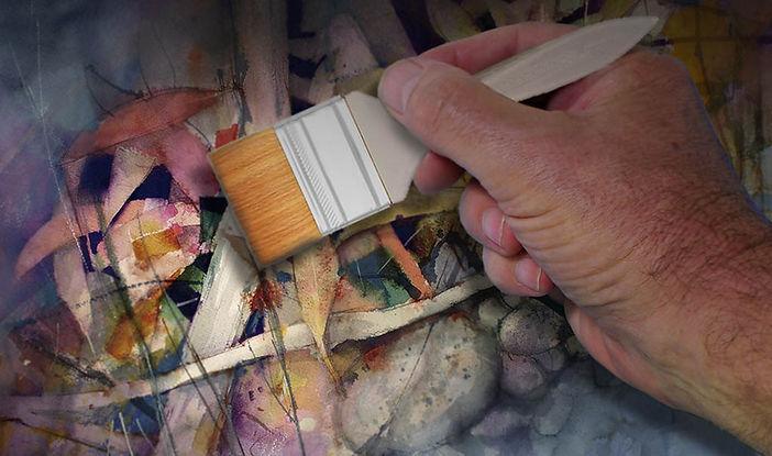 Painting Varnish brush