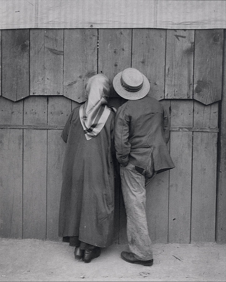 By Andre Kertesz (1894 - 1985) (American) (creator, Details of artist on Google Art Project) (Google Art Project:  Home - pic) [Public domain], via Wikimedia Commons