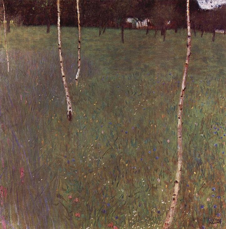 Gustav Klimt [Public domain], via Wikimedia Commons