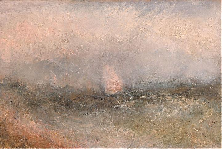 J. M. W. Turner [Public domain or Public domain], via Wikimedia Commons