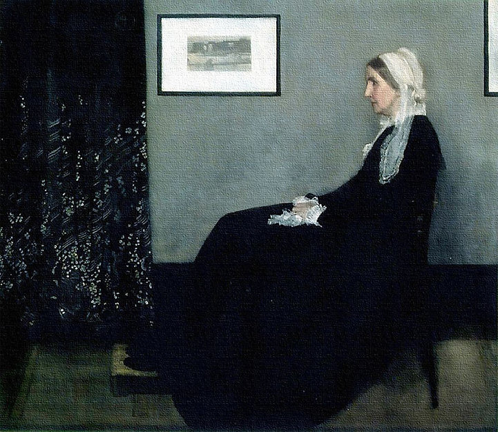 James Abbott McNeill Whistler [Public domain], via Wikimedia Commons