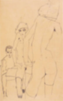 Egon Schiele [Public domain], via Wikimedia Commons