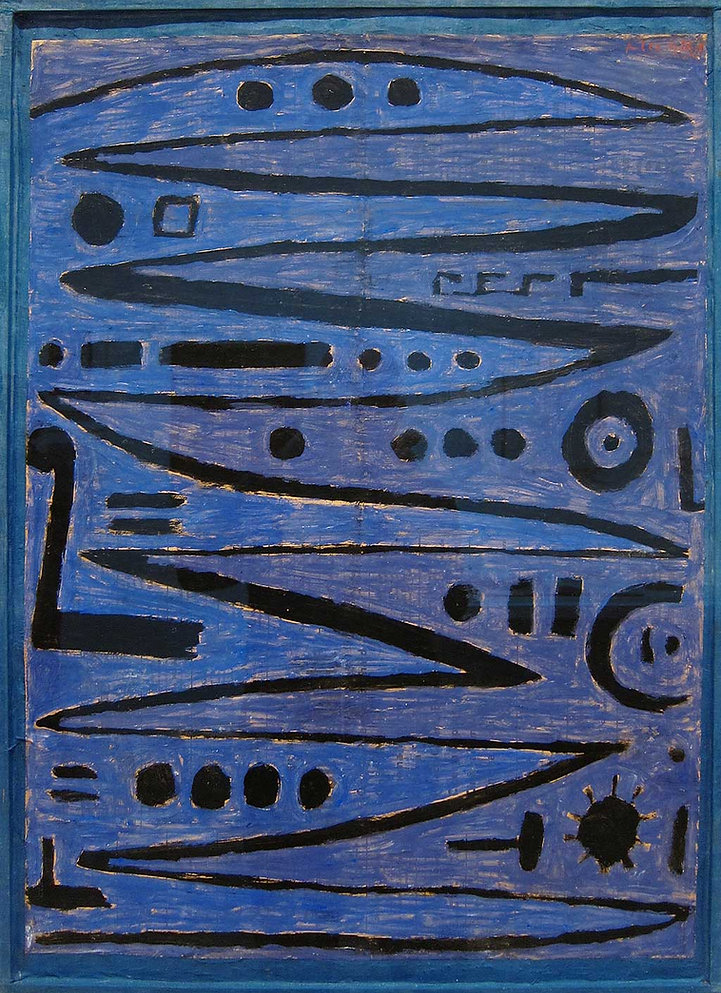Paul Klee [Public domain], via Wikimedia Commons