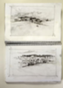 Sketch book thumbnails