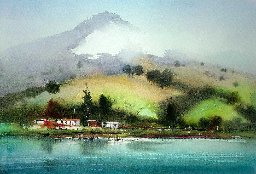 Paint Using An Accent Color John Lovett Artist