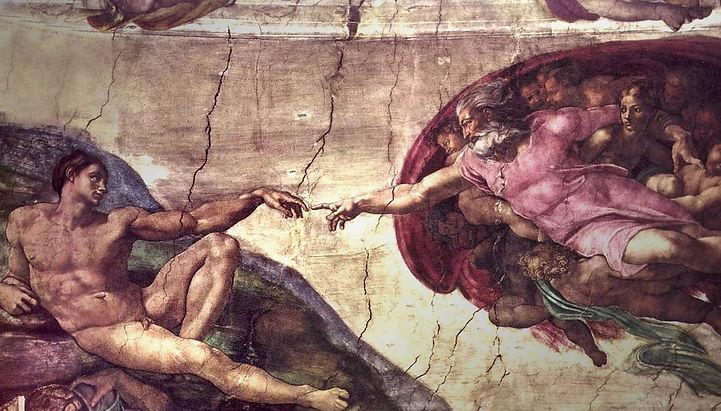 Michelangelo Buonarroti [Public domain], via Wikimedia Commons