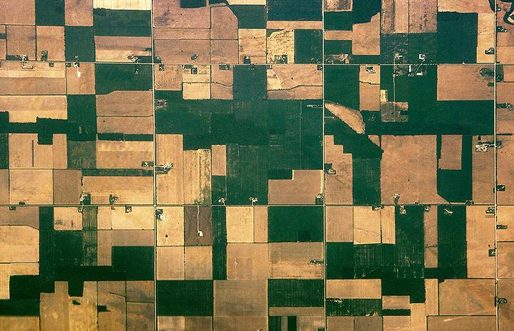 Ploughed Fields Unity of Shape © John Lovett