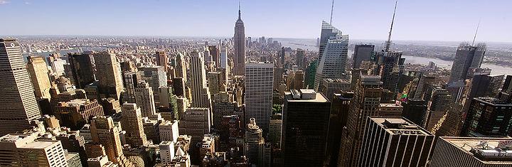 New York City Unity of Texture