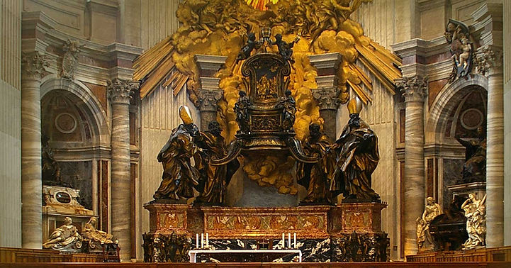St Peters Rome © John Lovett