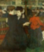 Henri de Toulouse-Lautrec [Public domain], via Wikimedia Commons