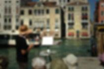 Painting Workshop - Venice