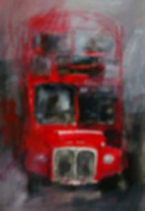 Last Bus Leaving - © John Lovett