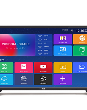 INB LED TV | INB Systech Pvt Ltd  | Electronics Startup