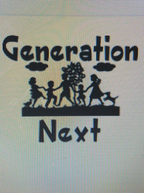 Generation Next T-Shirt (Children's T-Shirts)