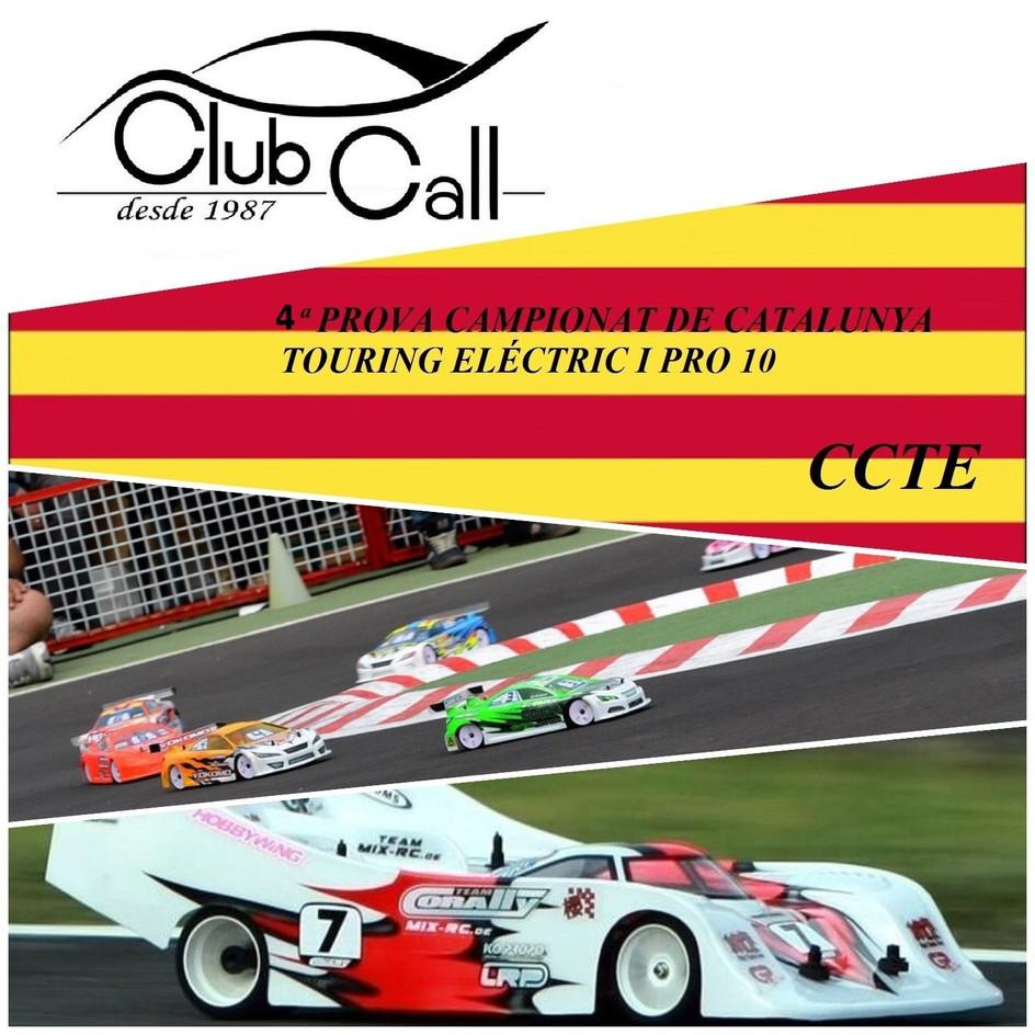 4a PROVA CCTE 16/06/19 (Touring EP + Pro10) al Club Call (Lleida)