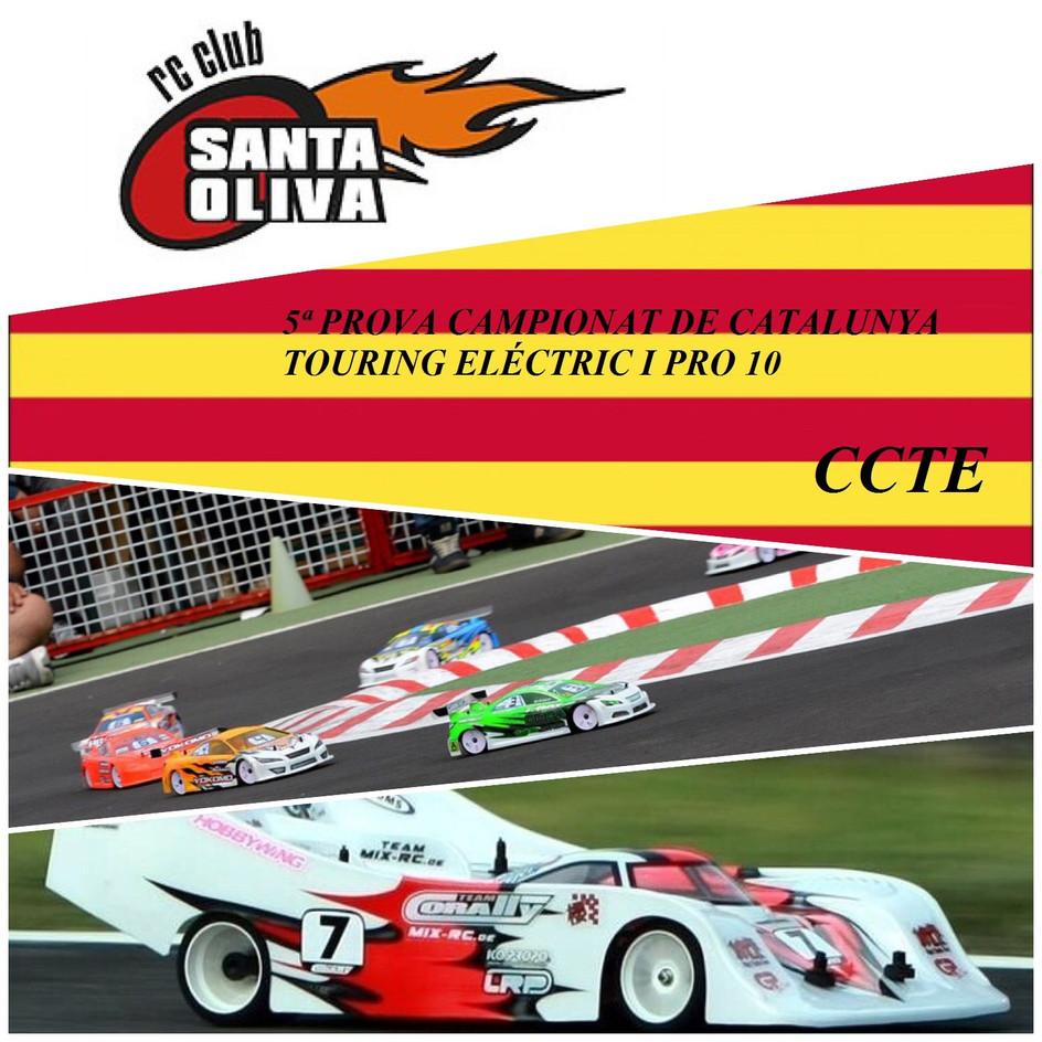 5a PROVA CCTE 08/10/17 (Touring EP + Pro10) a SANTA OLIVA (sentit invers)