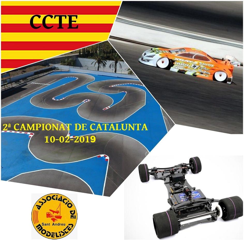 1a PROVA CCTE 10/02/19 (Touring EP + Pro10) al Circuit AMSA Trinitat