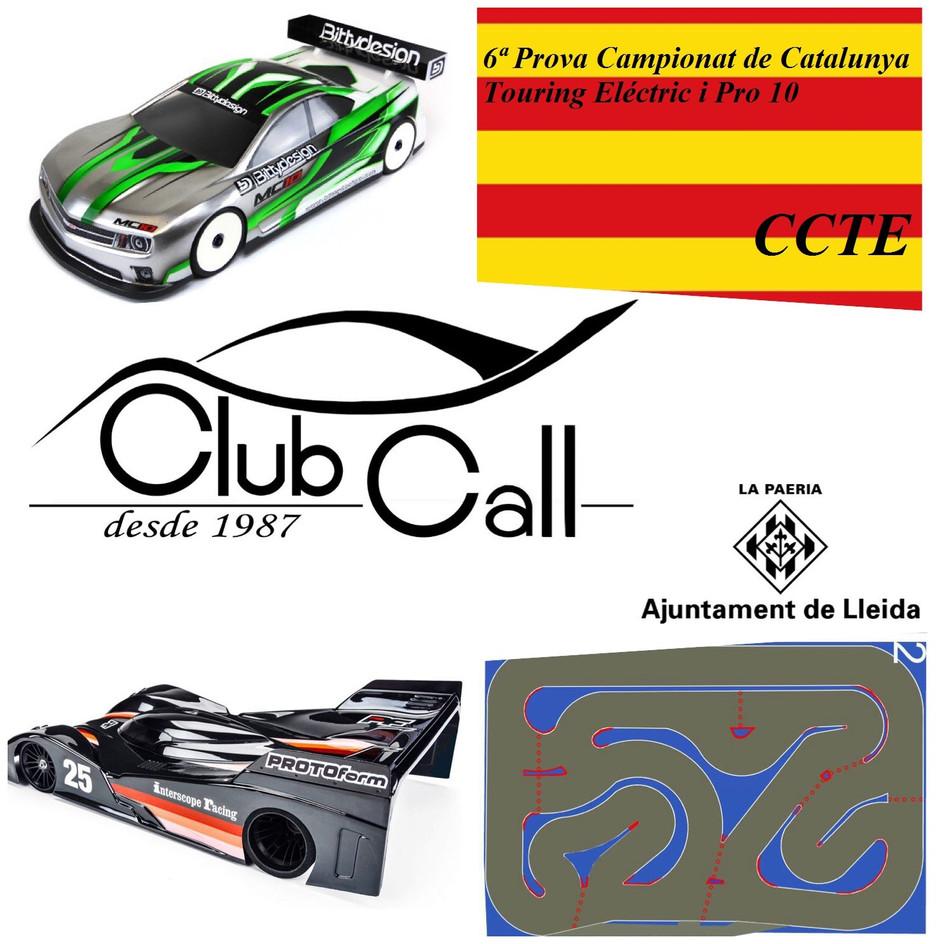 6a PROVA CCTE 29/10/17 (Touring EP + Pro10) a CLUB CALL (LLEIDA)