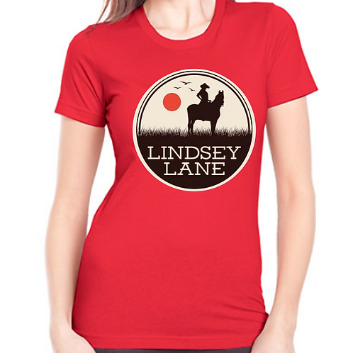 Ladies Fit Cowgirl T-Shirt