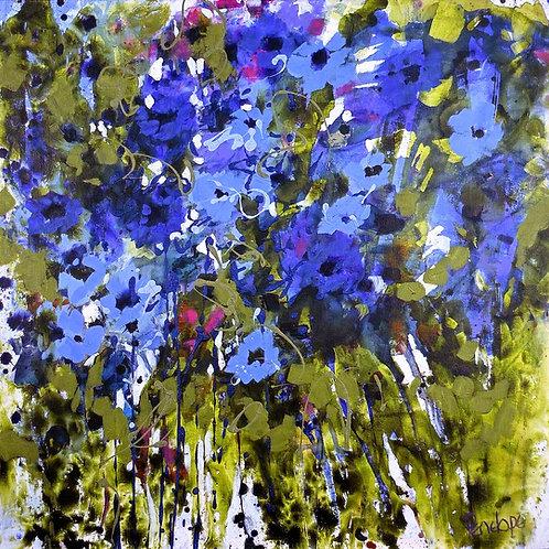 Cornflowers (PRINT)