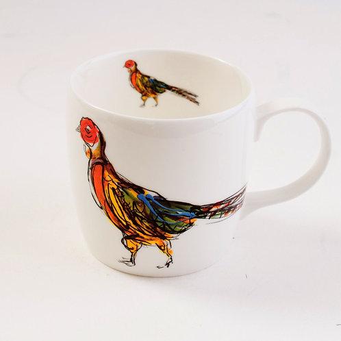 Phesant Mug