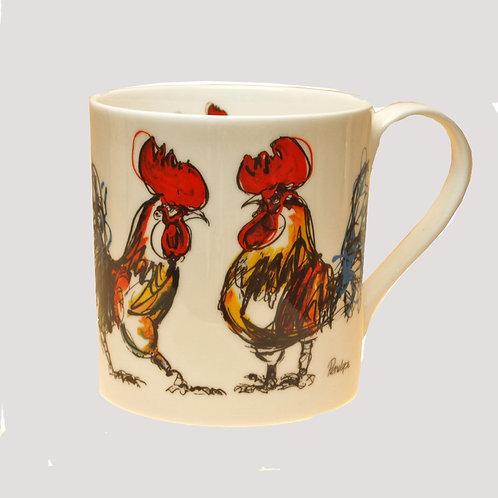 Cockadoodle Mug