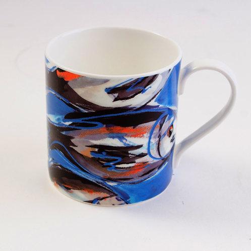 Fish Shoal Mug