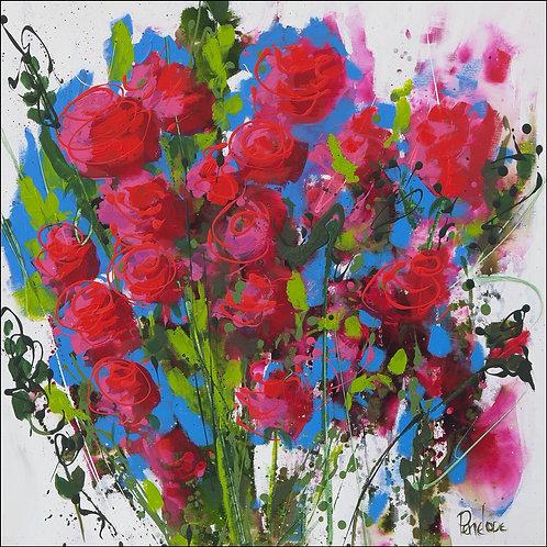 Roses in Love (PRINT)