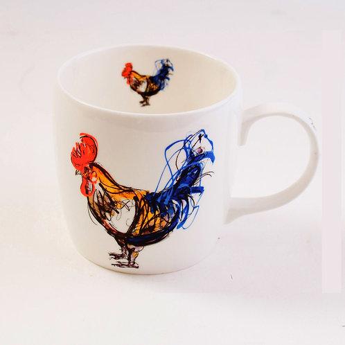 Cockrel Mug