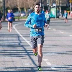 Van Run Club Run Leader Geoff