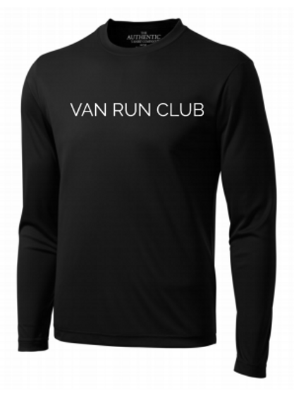 Long Sleeve Run Shirt