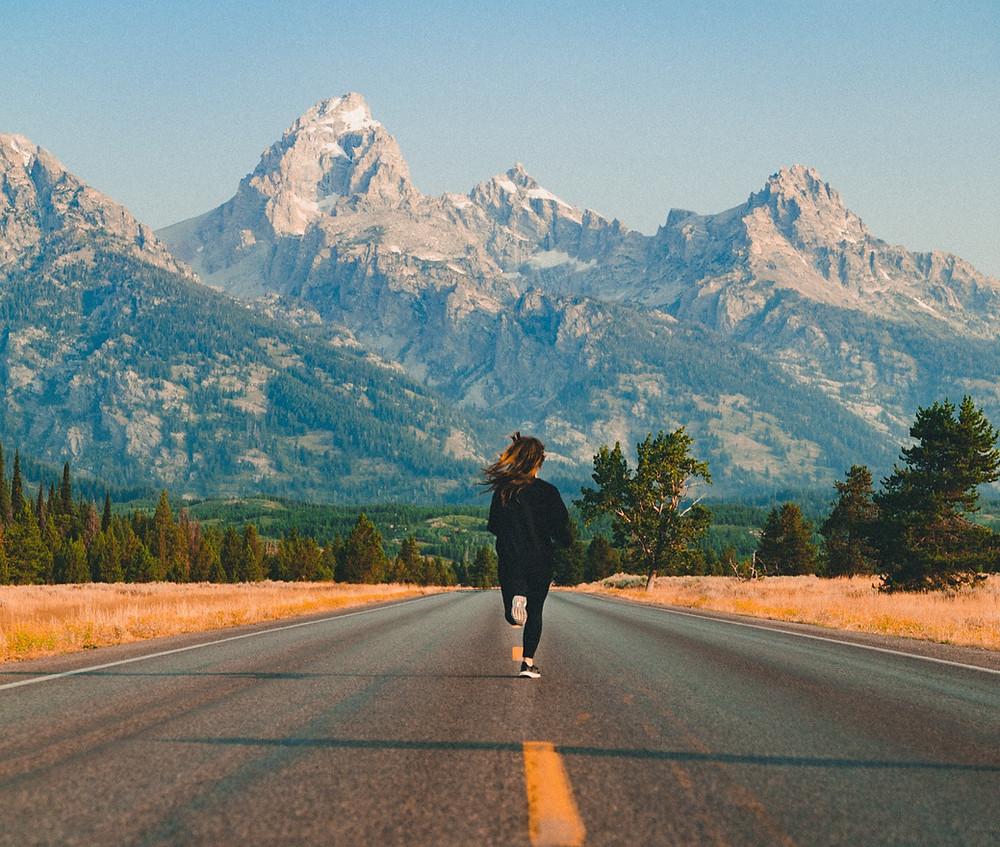 Perfect Run Form - Listening to your Body - Van Run Club Blog